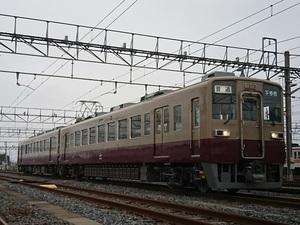 東武鉄道6050系「往年の6000系リバイバル車両」