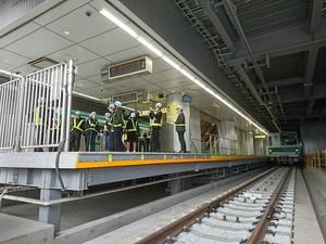 鉄道施設体験学習会2019