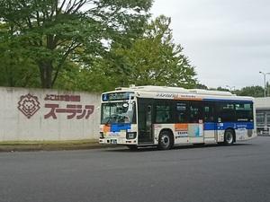 相鉄バス、自動運転対応車