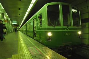 神戸市交通局1000形