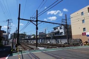 神奈川新町第1踏切