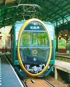 叡山電鉄700系『ひえい』