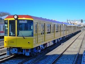 銀座線1000系特別仕様車両