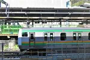 渋谷駅の埼京線新ホーム