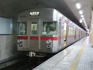 長野電鉄3600系