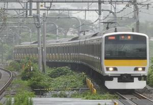 JR東日本 中央本線飯田橋