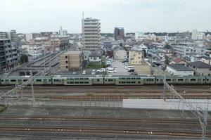 JR東日本E231系近郊形タイプの2階建てグリーン車